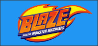 BLAZE AND THE MONSTER MACHINES: KNIGHT RIDERS DVD contest