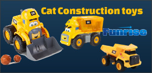 CAT CONSTRUCTION TOY PRIZE PACK Contest