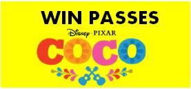Enter for your chance to WIN a Family Pass for four to see an advance screening of
