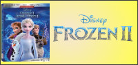FROZEN II Blu-ray contest