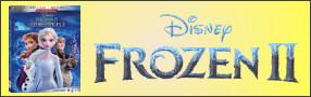 FROZEN II Blu-ray contest