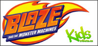 "Enter to win ""BLAZE AND THE MONSTER MACHINES: NINJA BLAZE"" on DVD, On DVD August 27."