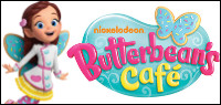 Kids Tribute BUTTERBEAN'S CAFÉ LET'S GET COOKING! DVD contest