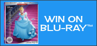 """Enter for your chance to win """"CINDERELLA: ANNIVERSARY EDITION"""" on Blu-ray. Now on Digital, On Blu-ray June 25"""