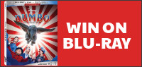 """Enter for your chance to win """"DUMBO"""" on Blu-ray. Available on Digital, 4K Ultra HD™, Blu-ray™ June 25."""