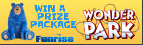 Kids Tribute FUNRISE WONDER PARK PRIZE PACKAGE contest Contest