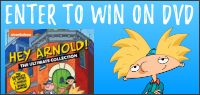 Kids Tribute HEY ARNOLD!: THE ULTIMATE COLLECTION DVD contest