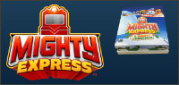 Kids Tribute MIGHTY EXPRESS Prize Pack Contest