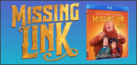 "Enter for your chance to win ""MISSING LINK"" on Blu-ray."