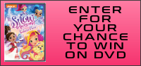 Kids Tribute NICK JR SNOW AWESOME DVD contest