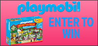 Enter for your chance to win a PLAYMOBIL ADVENT CALENDAR - HORSE FARM.