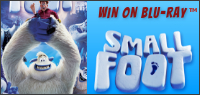 Kids Tribute SMALLFOOT Blu-ray contest