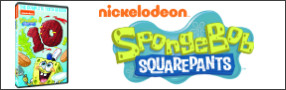 """Enter for your chance to win """"SPONGEBOB SQUAREPANTS: THE COMPLETE TENTH SEASON"""" on DVD Banner"""