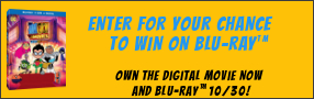 Kids Tribute TEEN TITANS GO! TO THE MOVIES Blu-ray contest Contest