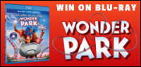 Kids Tribute WONDER PARK Blu-ray contest