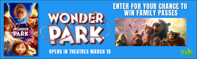 Kids Tribute WONDER PARK Pass contest
