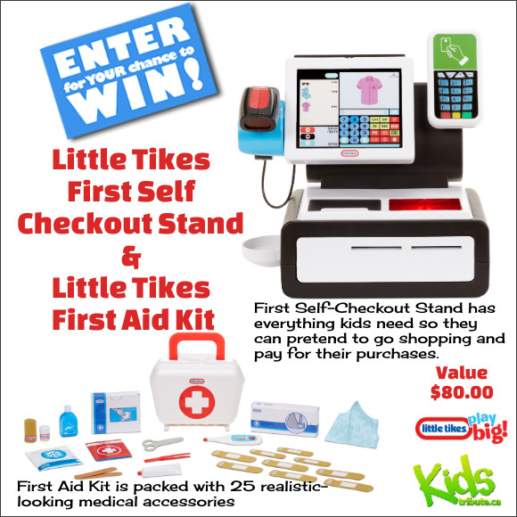 Little Tikes First Self Checkout and First Aid