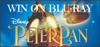 Peter Pan Blu-ray contest