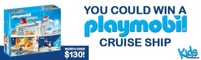 Playmobil Cruise Ship contest