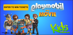 PLAYMOBILE THE MOVIE Pass contest