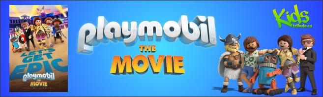 PLAYMOBILE THE MOVIE Pass contest