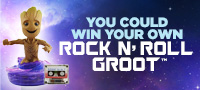 Rock N Roll Groot contest