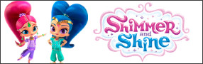 SHIMMER AND SHINE: GLITTER MAGIC! DVD Contest Contest