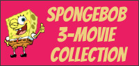 Spongebob 3-Movie Collection DVD Contest