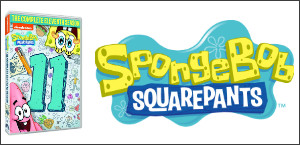 SPONGEBOB SQUAREPANTS: THE COMPLETE 11TH SEASON DVD contest