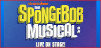 SPONGEBOB SQUAREPANTS: The SpongeBob Musical: Live on Stage! DVD Contest