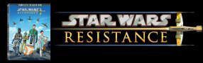 STAR WARS RESISTANCE: Season One DVD contest Contest